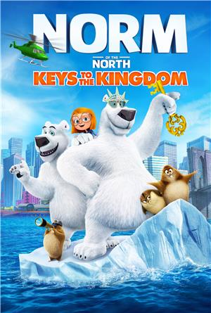 Norm of the North: Keys to the Kingdom (2018) Poster