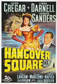 Hangover Square (1945) poster