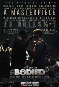 Bodied (2018) Poster