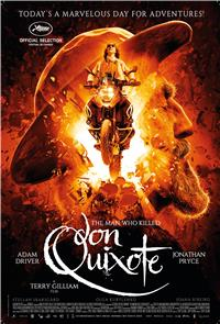 The Man Who Killed Don Quixote (2018) 1080p Poster
