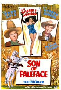 Son of Paleface (1952) poster