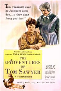 The Adventures of Tom Sawyer (1938) Poster