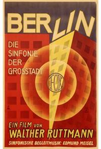 Berlin: Symphony of a Great City (1927) Poster