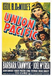 Union Pacific (1939) 1080p Poster