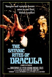 The Satanic Rites of Dracula (1973) Poster