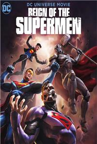Reign of the Supermen (2019) poster