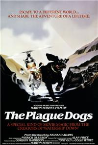 The Plague Dogs (1982) poster