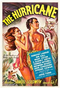 The Hurricane (1937) Poster