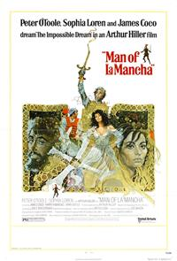 Man of La Mancha (1972) Poster