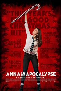 Anna and the Apocalypse (2018) 1080p poster