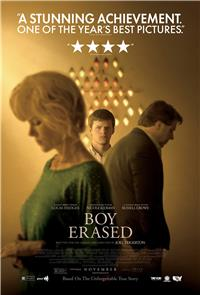 Boy Erased (2018) 1080p Poster