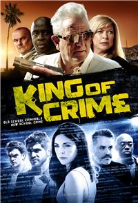 King of Crime (2018) poster