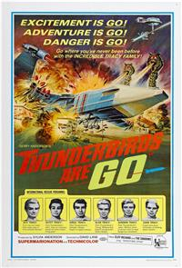 Thunderbirds are GO (1966) poster