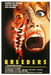 Breeders (1986) Poster