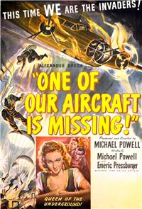 One of Our Aircraft Is Missing (1942) poster
