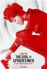 The Girl in the Spider's Web (2018) 1080p Poster