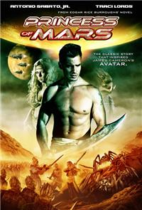 Princess of Mars (2009) 1080p poster