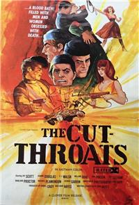 The Cut-Throats (1969) poster