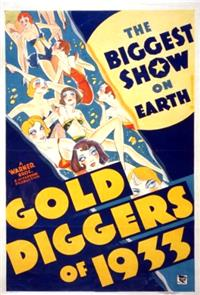 Gold Diggers of 1933 (1933) 1080p Poster