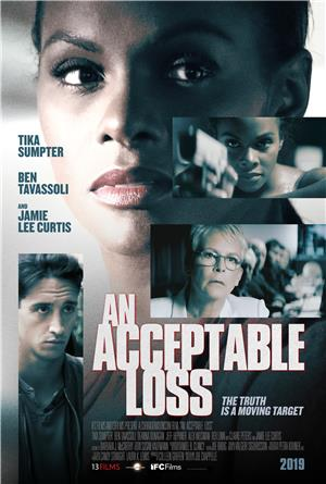 An Acceptable Loss (2019) Poster