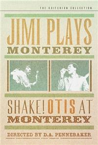 Jimi Plays Monterey (1986) Poster