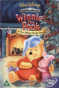 Winnie the Pooh: A Very Merry Pooh Year (2002) 1080p Poster