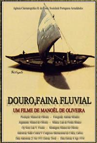 Working on the Douro River (1931) Poster