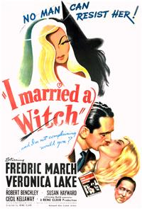 I Married a Witch (1942) 1080p Poster