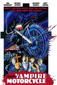 I Bought a Vampire Motorcycle (1990) Poster