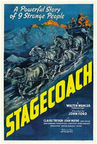 Stagecoach (1939) 1080p Poster