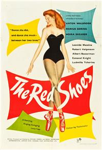 The Red Shoes (1948) 1080p Poster