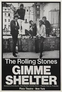 Gimme Shelter (1970) 1080p Poster