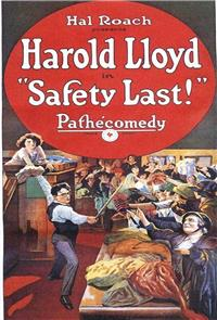 Safety Last! (1923) Poster
