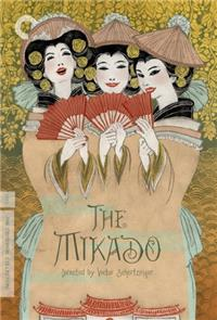 The Mikado (1939) Poster