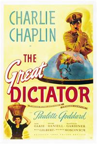 The Great Dictator (1940) 1080p Poster