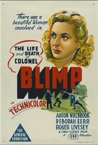 The Life and Death of Colonel Blimp (1943) 1080p Poster