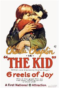 The Kid (1921) 1080p Poster