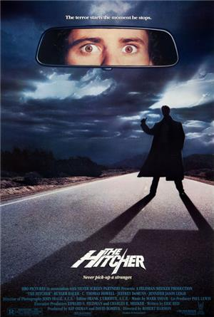 The Hitcher (1986) Poster