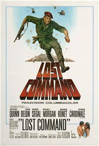 Lost Command (1966) 1080p Poster