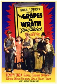 The Grapes of Wrath (1940) 1080p Poster