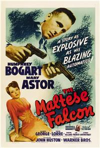 The Maltese Falcon (1941) 1080p Poster