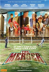 The Merger (2018) Poster