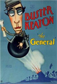 The General (1926) Poster