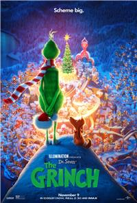 The Grinch (2018) 1080p Poster