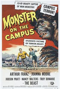 Monster on the Campus (1958) 1080p Poster
