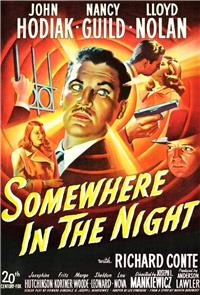 Somewhere in the Night (1946) Poster