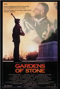 Gardens of Stone (1987) 1080p Poster