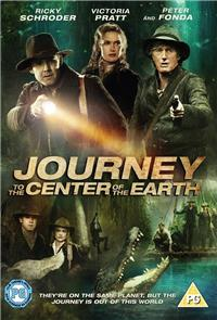 Journey to the Center of the Earth (2008) Poster