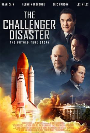 The Challenger Disaster (2019) 1080p Poster