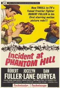 Incident at Phantom Hill (1966) 1080p Poster